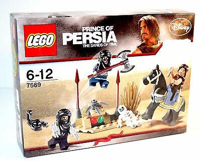 LEGO® Prince of Persia 7569 Wüstenangriff Attack in the Desert NEU OVP MISB 2010