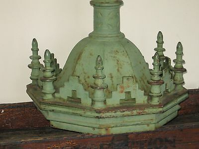 Architectural Cast Iron Finial