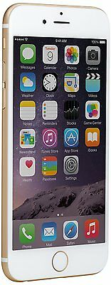 Iphone 6 16gb Brand New Unlocked Factory Sealed - Gold