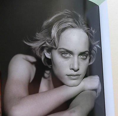 Jil Sander - Amber Valletta by Peter Lindbergh, 1994 - Look Book / Katalog  Mint