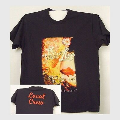 Counting Crows Concert Shirt 2000 Tour