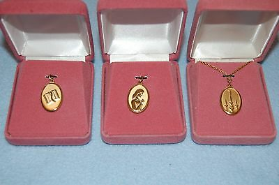 Vintage LDS Young Womens Personal Progress Pendants Medallions Awards Jewelry