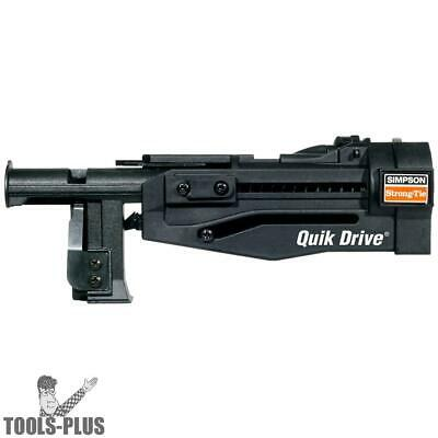 "Quik Drive QDPRO200SG2 1"" - 2"" Subfloor and Decking Attachment New"