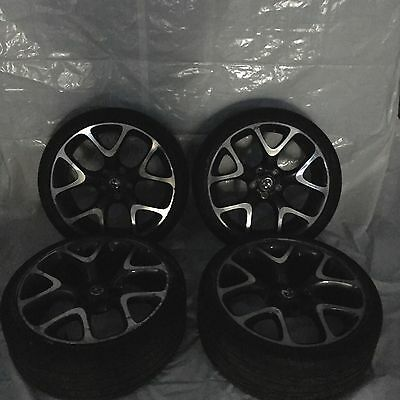 """Vauxhall Insignia Vxr Supersport 20"""" Alloys Wheels And Tyres 2011,12,13,14,15,16"""