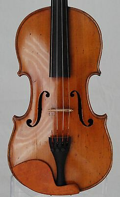 Old Vintage French Exposition Violin  Laberte-Humbert Freres Circa 1904-1910