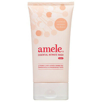 Amele Essential Intimate Wash 150ml pH Friendly - Brand NEW