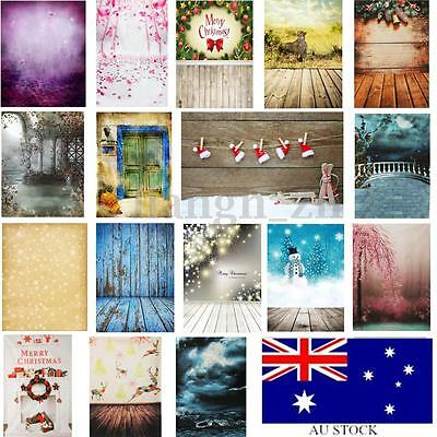 44 Types 5x7FT Vinyl Photography Backdrop Brick Wall Floor Photo Background Prop