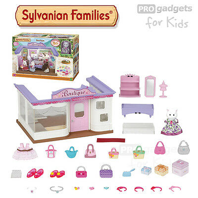 Genuine Sylvanian Families Boutique SF5234 for age 3+