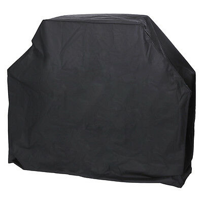 Nero Big Grill Gasgrill Copertura 173x115x65cm PE Barbeque BBQ Grill Gas Cover