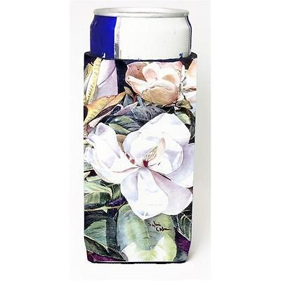 Flower Magnolia Michelob Ultra bottle sleeves For Slim Cans 12 oz.