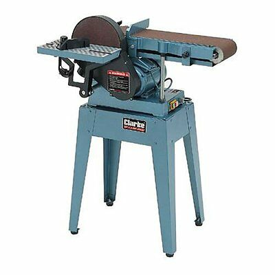 6x9 inch Belt and Disc Sander By Clarke