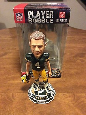 Green Bay Packers Brett Favre Bobblehead Made By Forever Collectibles!!!