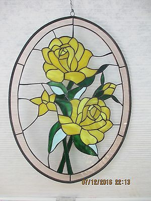 Hanging Stained Glass Window, Top Work