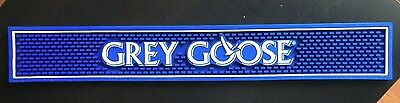 NEW Grey Goose Bar Rail Drip Mat