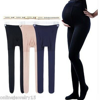 New Adjustable Cotton High Elastic Maternity Plus Size Leggings Pregnant Pants