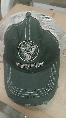 Jagermeister baseball cap hat one size fits all looks vintage but is brand new