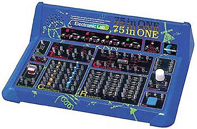 NEW Elenco 75-In-1 Electronic Project Lab MX-905