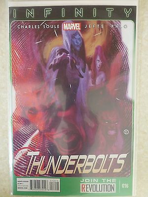"""""""Infinity"""" Thunderbolts Issue 16 """"First Print"""" - 2013"""