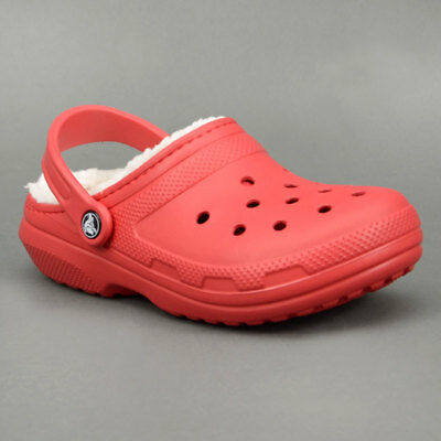 Crocs SABOT CLASSIC LINED PEPPER ROSSO Rosso mod. PAPPER