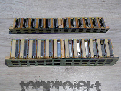 vintage HOHNER ATLANTIC DELUXE IV accordion parts BASS REEDS complete