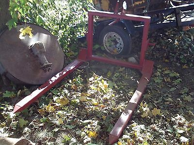 Heavy Duty Bale Forks 3 Point Tractor Spear