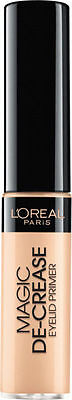 L'oreal Magic De-Crease Eyelid Primer New & Sealed