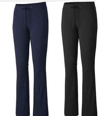 """NEW COLUMBIA Women Anytime Outdoor Boot Cut Pant,  Inseam: 32"""""""