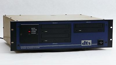 Dts Dts-6D 6-Ch Digital Theater Sound Processor 35Mm Projector Playback System