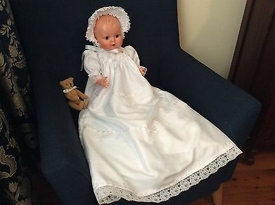 Vintage Kader Doll 20 Inches In Beautiful Outfit