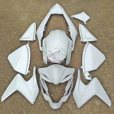 unpainted Bodywork Fairing Set Cowl Kit For honda cb1000r 2008-2015 09 11 12 13
