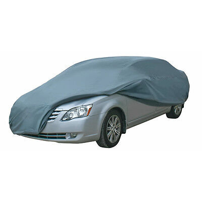 NEW Dallas Manufacturing Co. Car Cover Xl Model C Fits Car Length CC1000C