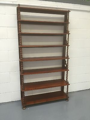 Fine Mahogany Victorian What Not Shelves. Open To Offers.