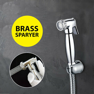Shower Head Douche Bidet Toilet Spray Hand Held Jet Shattaf Kit Diverter AU Ship