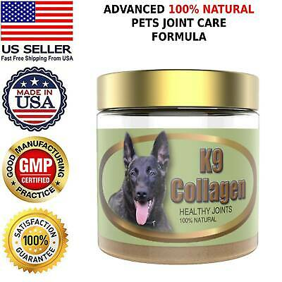 K9 COLLAGEN Best Pet Hip and Joint Supplement