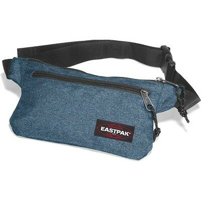 Eastpak Talky Unisexe Sac Banane - Double Denim Une Taille