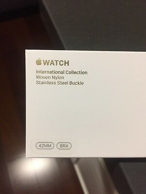 Apple Watch Band - Olympics - International Collection -Brazil 42MM