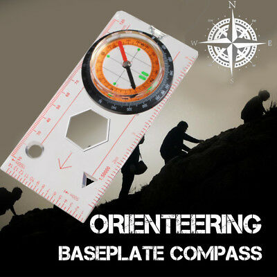 Classic Portable Compass Luminous Pocket Watch Bronzing Hiking Outdoor Camping