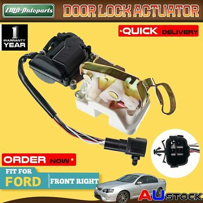 For Ford Falcon AU BA BF 1998-2006 Front Right Door Lock Actuator BAFF21812A