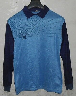 Maglia Jersey Shirt Calcio Portiere Goalkeeper Football Uhlsport N°1 Size M Old