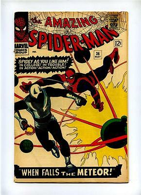 Amazing Spider-Man #36 - Marvel 1966 - VG - 1st App of the Looter