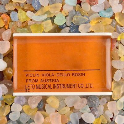 Natural Light Rosin Resin For Violin Cello Strings Orchestra Amber High Quality