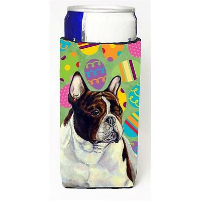 French Bulldog Easter Eggtravaganza Michelob Ultra s For Slim Cans 12 oz.