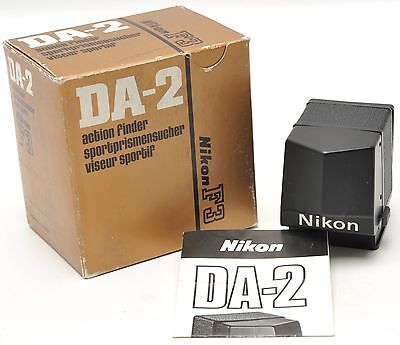 Nikon DA-2 Action Finder for F3 w/Box