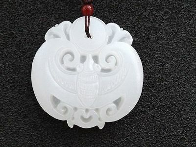Chinese jade carving natural sided Ssangyong brand collections