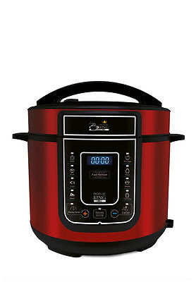 Pressure King Pro 12-in-1 5 Litre Electric Pressure Cooker RED