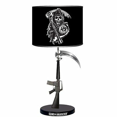 Sons of Anarchy Table Lamp Brand New!