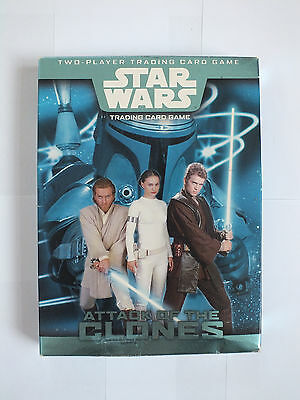 Star Wars Episode II: Attack of the Clones TCG Starter Pack + More (Job Lot)