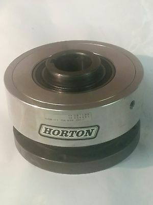 """Horton 907100 Pneumatic Flange Mounted Straight Toothed Clutch 1.750"""" Bore"""