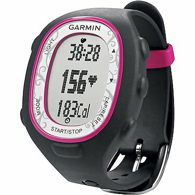 Garmin FR70 Fitness Watch with Heart Rate Monitor Sports Watch Ladies Pink