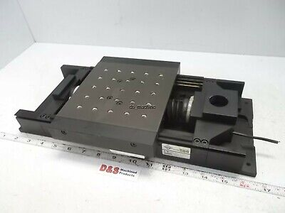 "Aerotech ATS202 Accudex Ballscrew 2.3"" Travel 6"" x 7.75"" Linear Stage *Details"